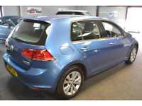 2014 Volkswagen Golf 2.0 TDI BlueMotion Tech SE Hatchback 5dr (start/stop)