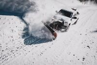 Snow removal (Discounts available until Oct 31)