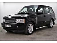 2007 Land Rover Range Rover TDV8 VOGUE Diesel black Automatic