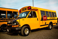 Become A School Bus Driver Today! - Halton