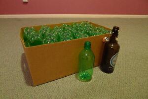 Home brew - 500 ml plastic bottles - 6 sets of 24