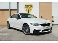 BMW M4 3.0 BiTurbo (Competition Pack) DCT (s/s) 2dr