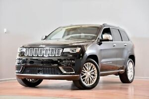 2017 Jeep Grand Cherokee Summit CUIR TOIT NAV ENS TECHNO