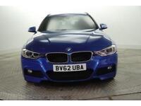 2012 BMW 3 Series 330D M SPORT TOURING Diesel blue Automatic