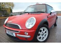 MINI ONE 1.6 3 DOOR*FULL 12 MONTHS MOT*1 LADY OWNER SINCE 2008*LOVELY CONDITION*