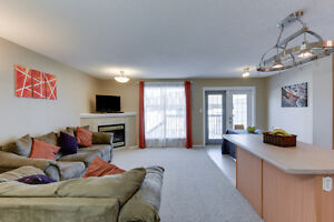 Brilliant Miller Park 3 bedroom home | LOW Condo Fees!!!