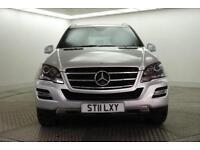 2011 Mercedes-Benz M Class ML300 CDI BLUEEFFICIENCY GRAND EDITION Diesel silver