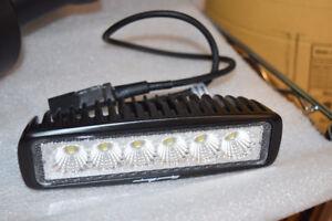 SPEED DEMON STRAIGHT 6 LED LIGHT/HARNESS @ HALIFAX MOTORSPORTS!