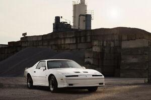 1988 Pontiac Trans Am GTA Coupé (2 portes)