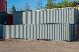 40FT SHIPPING CONTAINERS FOR SALE (NEW & USED)