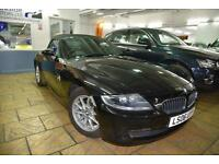 2006 BMW Z4 2.0 i SE Roadster 2 Doors HPI CLEAR/ JUST SERVICED