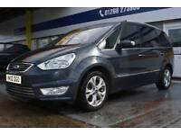 GOOD CREDIT CAR FINANCE AVAILABLE 2010 10 FORD GALAXY 2.0 TITANIUM