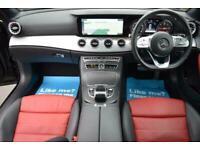 2018 Mercedes-Benz E220 E D AMG LINE PREMIUM PLUS USED Auto Coupe Diesel Automa