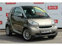 2009 Smart Fortwo Coupe Cdi Pion 2dr Auto Automatic