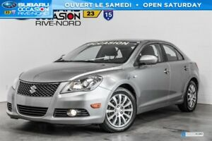 Suzuki Kizashi S AWD MAGS+BLUETOOTH+SIEGES.CHAUFFANTS 2012