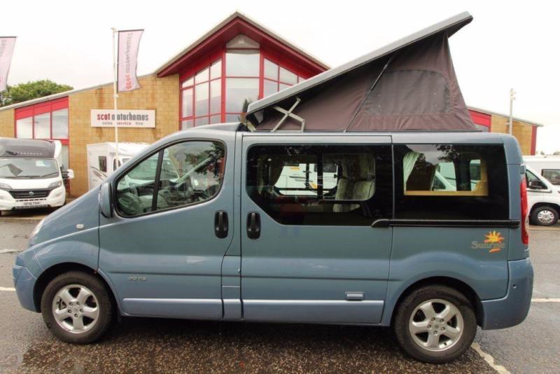 Renault Devon Sunrise 2 Berth Campervan for sale