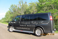 Halifax Airport Shuttle and Hospital Shuttle Service