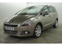 2013 Peugeot 5008 HDI ALLURE Diesel grey Manual