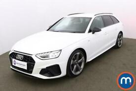 image for 2020 Audi A4 35 TDI Black Edition 5dr S Tronic Auto Estate Diesel Automatic