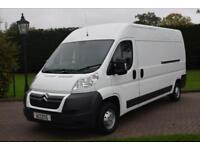 Citroen Relay Enterprise Lwb 2.2 tdci 6 speed