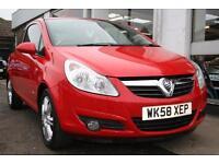 Vauxhall/Opel Corsa 1.3CDTi 16v ( 90ps ) ( a/c ) 2008MY Design