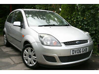 Ford **FIESTA 1.25** 3 Door 2006 Style Climate