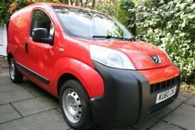 Peugeot **BIPPER VAN** 1.4HDi *£2300 inc VAT 2011 *69k miles* TRADE CLEARANCE