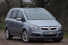 Vauxhall/Opel Zafira 1.9CDTi 16v ( 150ps ) 2007MY Design