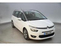 Citroen Grand C4 Picasso 1.6 BlueHDi 100 VTR+ 5dr