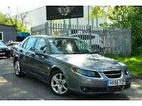 2006 Saab 9-5 2.0 LINEAR SPORT T 4d 150 BHP Saloon Petrol Semi Automatic