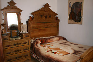 Set de chambre antique