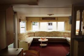 Ideal Over Flow Accommodation Two Bed Static Caravan