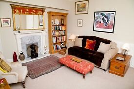 Short Term Let - An elegant main door property in an excellent New Town location (337)