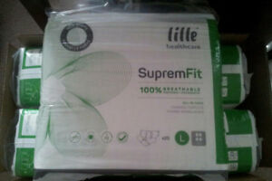 Lille Supreme Fit Pull-ups Size L (Full box 4) + 1 extra = 5 pac