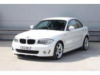 2012 BMW 1 Series 2.0 118d Sport 2dr