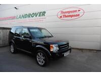 2009 Land Rover Discovery 3 2.7 TD V6 HSE 5dr