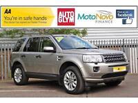 2011 Land Rover Freelander 2.2 TD4 HSE 5dr Diesel gold Manual