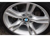 BMW 320d M SPORT-1 OWNER-LOW MILEAGE