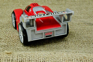 Fisher Price Shifters Shake & Go Race Car Red w/Rev Engine Sound Kingston Kingston Area image 3