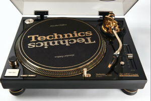 Technics Sl 1200 Gold