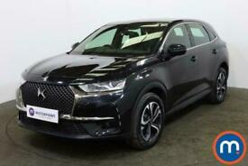 image for 2020 DS DS 7 1.5 BlueHDi Elegance 5dr Hatchback Diesel Manual