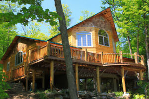 Cottage Care Rentals - Over 70 Haliburton Cottages on the water.