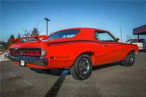 1969/1970 Mercury Cougar Eliminator
