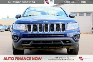 2012 Jeep Compass 4WD