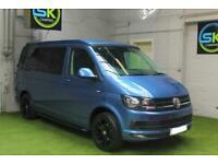 Volkswagen transporter T6 T5 campervan Brandnew campers BRANDNEW