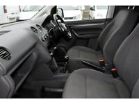 2014 Volkswagen Caddy Maxi 1.6 TDI BlueMotion Tech C20 Maxi Highline Panel Van 5