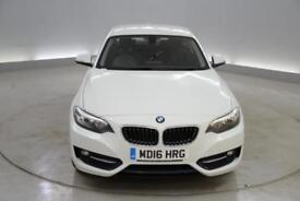 BMW 2 Series 218i Sport 2dr