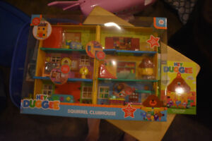 Brand new Hey Duggee Playhouse with DVD