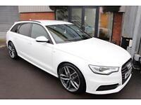 Audi A6 Avant TDI S LINE BLACK EDITION