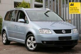 Volkswagen Touran 2.0TDI DPF ( 170PS ) ( 5st ) 2006 Sport BARGAIN TO CLEAR!!